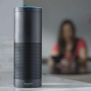 Amazon Echo – Black, Lifestyle