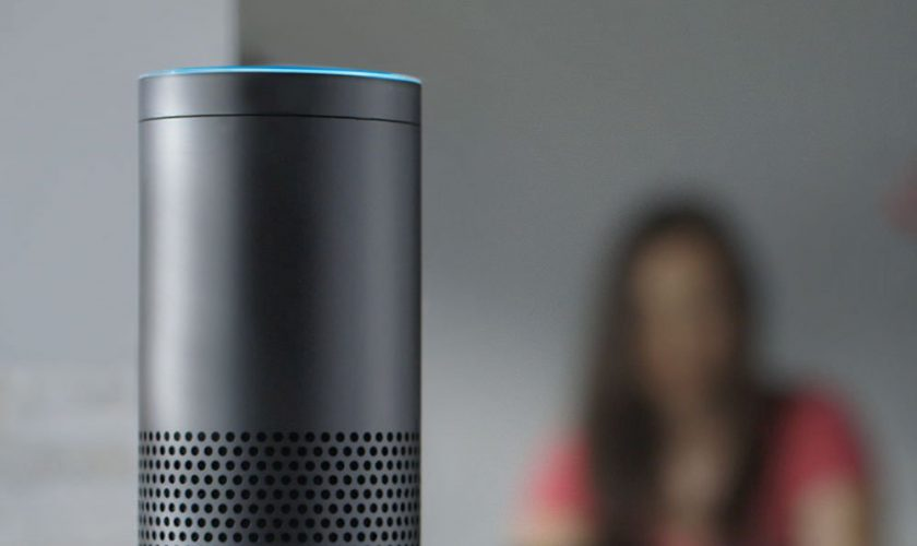 Amazon Echo – Black, Lifestyle