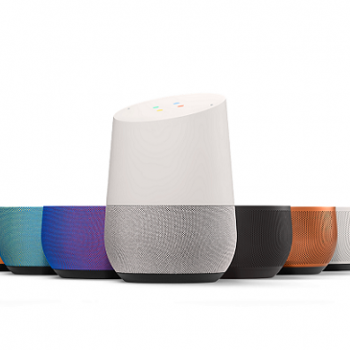 Digitaler Sprachassistent Google Home